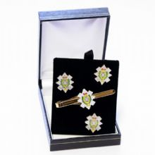Black Watch - Cufflinks, Tie Slide or Boxed Set from